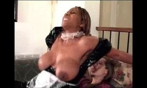 black mature  ebony mature  fuck  maid  titted mature