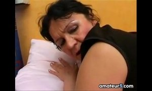 chubby  mature  russian moms  son and mommy