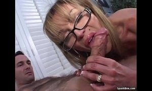 blowjob  mature  old granny