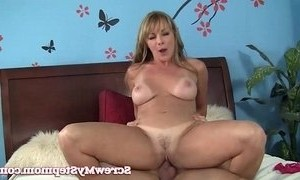 horny mature  pounding  stepmother