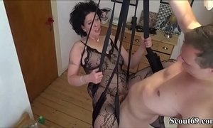 fuck  german moms  mothers  step son  stockings  swingers