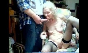 maid old cunt old granny