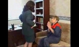 milfs mom office young