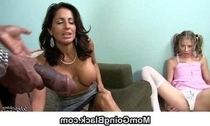 black mature  fuck  milfs  mom and boy  monster
