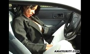 amateurs  big tits  car  cum on milf  fuck  mom